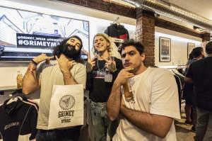 Apertura Grimey Store Madrid / Evento